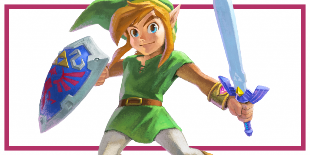 Link from Link Between Worlds