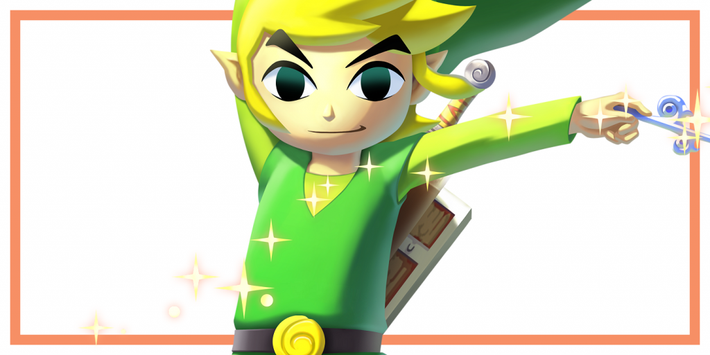 Link from Wind Waker