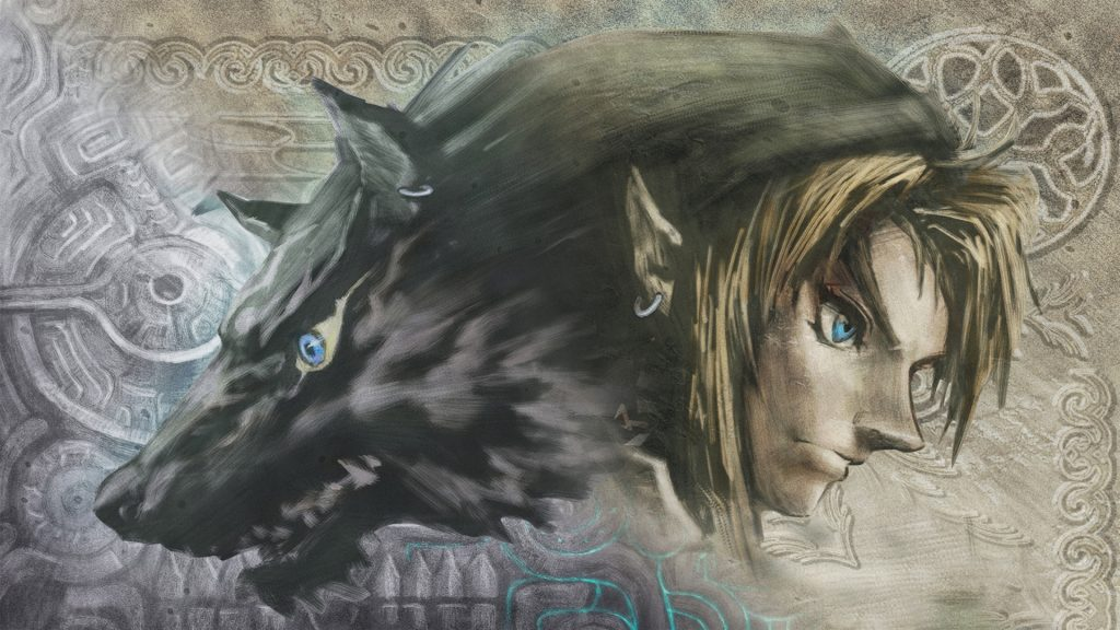 Link and Wolf Link from Twilight Princess